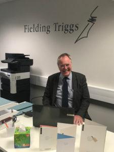 Chris Stimpson - Fielding Triggs