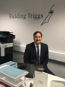 Dean Wright - Fielding Triggs